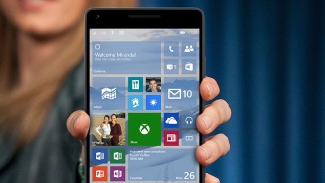 windows 10 mobile 10166