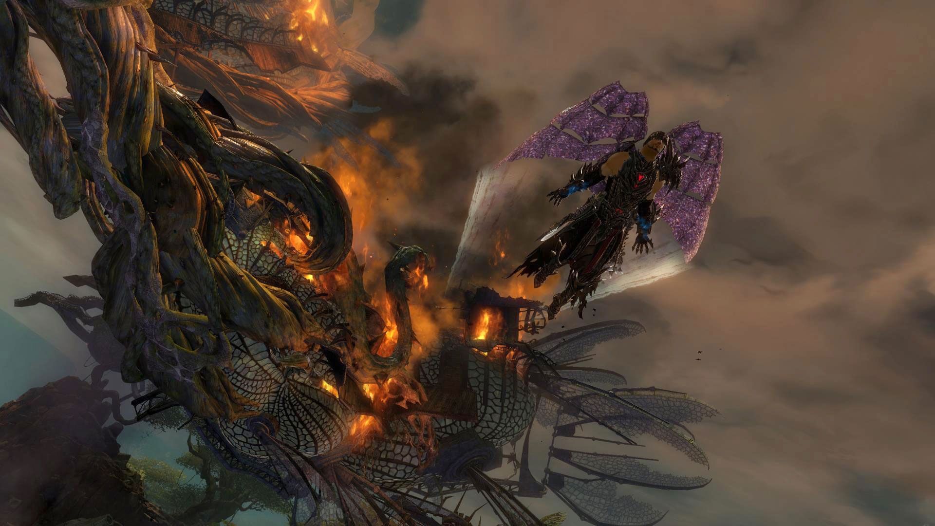 Guild Wars 2 Heart Of Thorns Beta Weekend Dates Announced Coming Soon