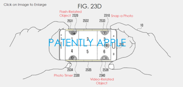 Your Next Samsung Smartphone Might Feature Near Invisible Controls