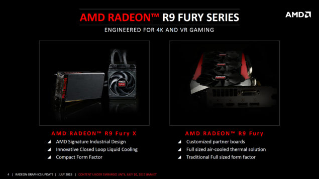 AMD Radeon R9 Fury_Fiji Pro_Series