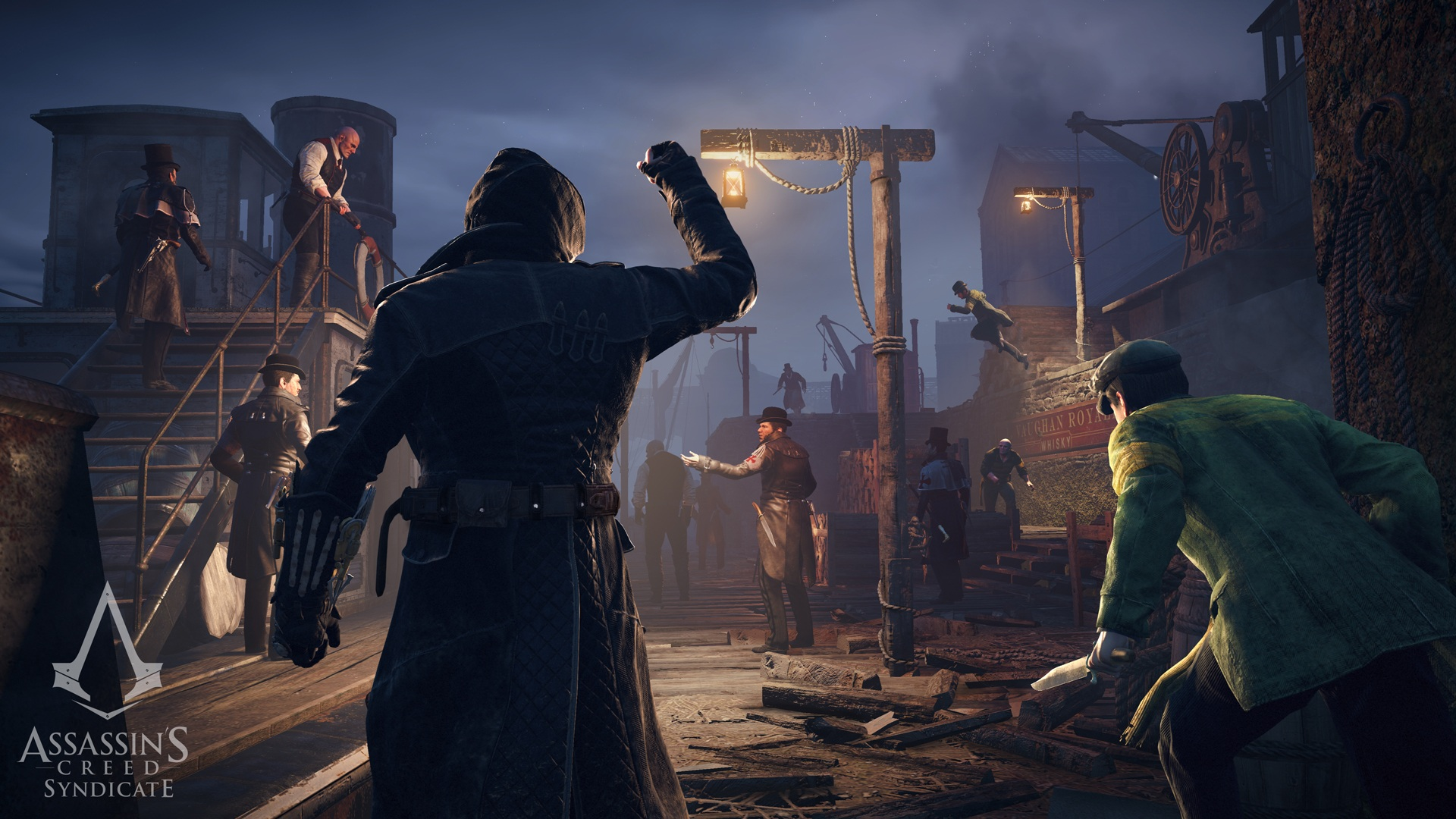 Assassin's Creed Syndicate Gets New Animated Short & Info ...