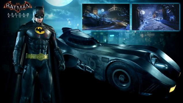 Batman Arkham Knight 1989 Batman