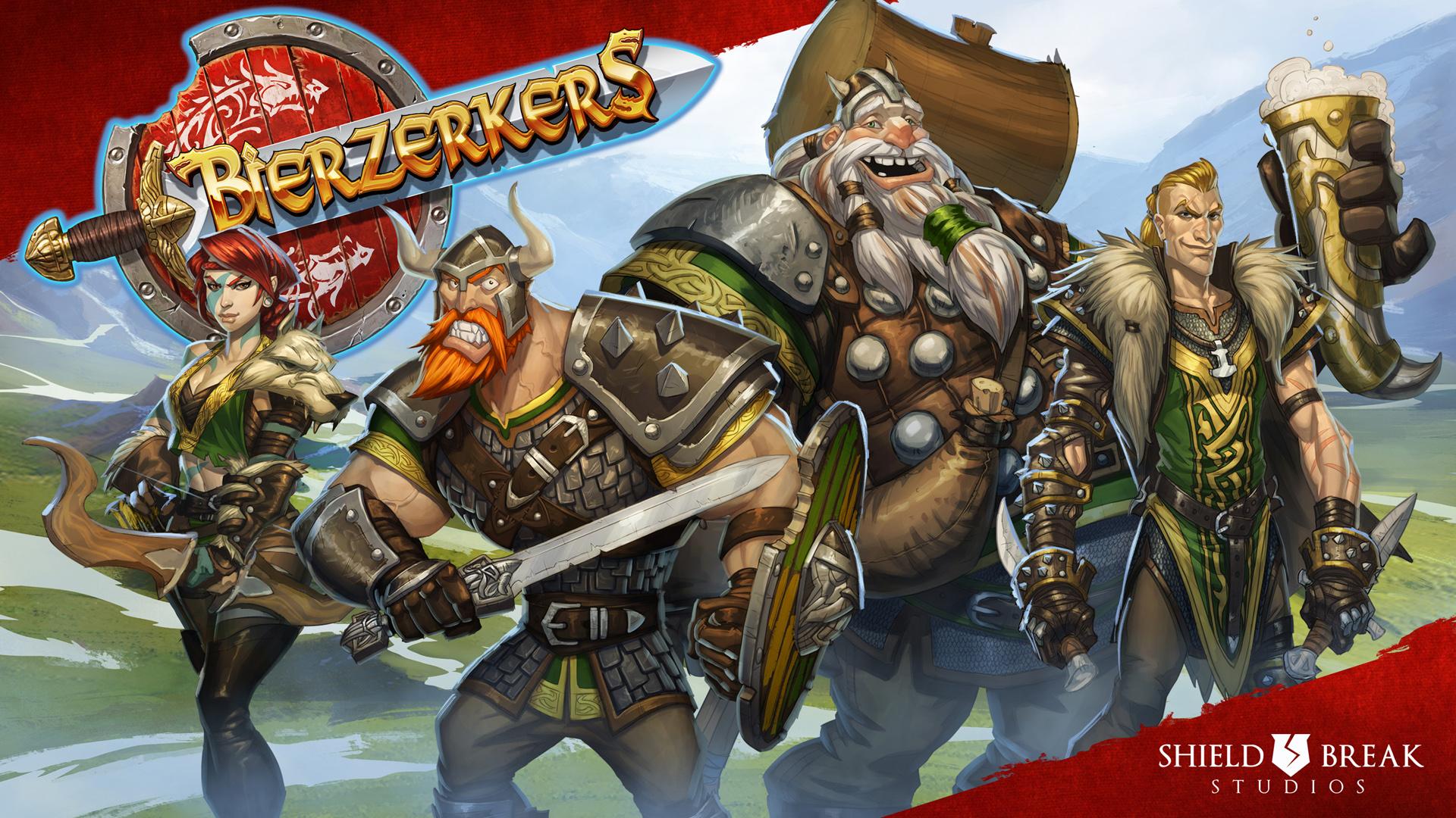 Bierzerkers - Unreal Engine 4 Multiplayer Combat Set in the