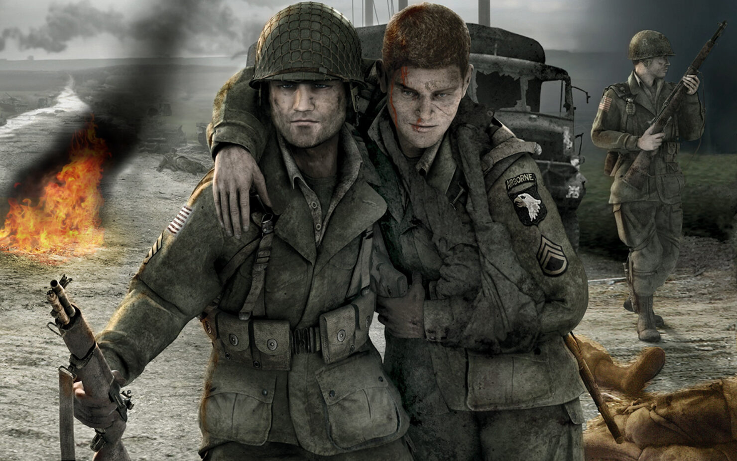 Brothers in Arms TV Series