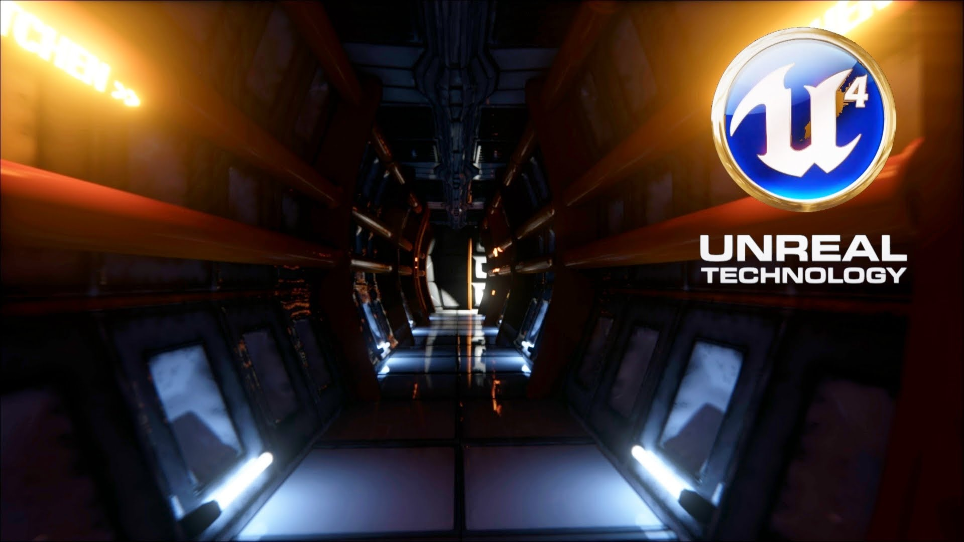 Download the Unreal Engine 4 Sci-Fi Horror 'Caffeine' Demo