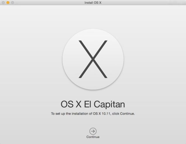 how to download el capitan on itunes via pc