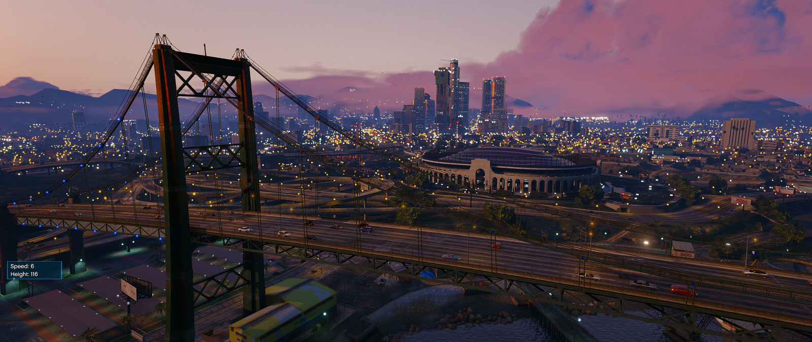 GTA V - Amazing Gionight Modded Screenshots Are Way Better ...