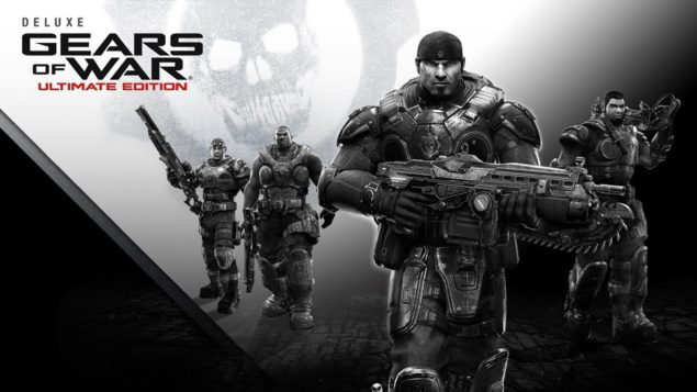 Gears of war UE PC update