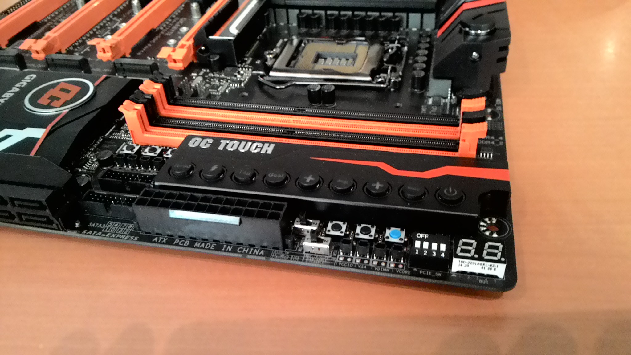 Gigabytes Impressive Z170x Soc Force Motherboard Unveiled Built Gigabyte Ga Gaming G1 Socket 1151 For Overclockers With Several Tuning Switches