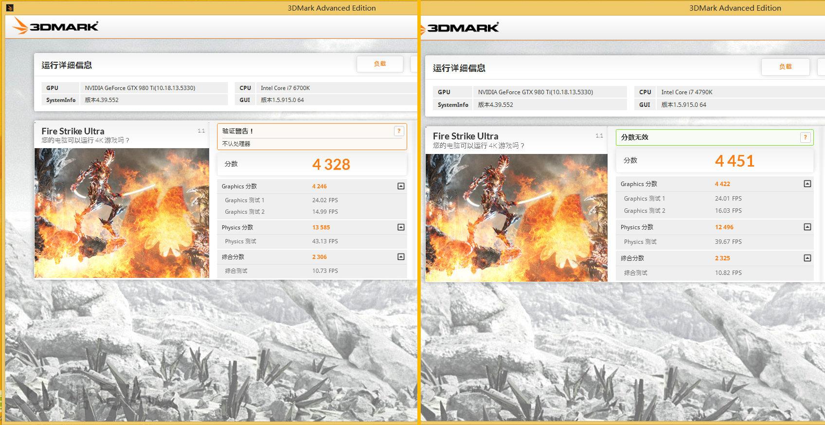 Intel Skylake Core i7-6700K Versus Core i7-4790K CPU and