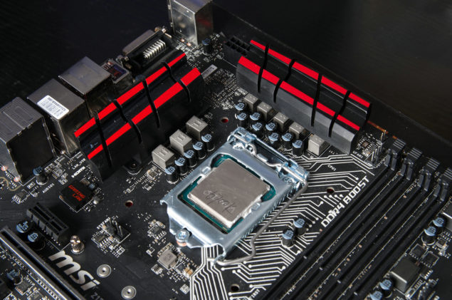 Intel Core i7-6700K vs Core i7-4790K_LGA 1151 Socket