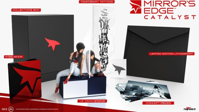 Mirror's Edge Catalyst Collector's Edition