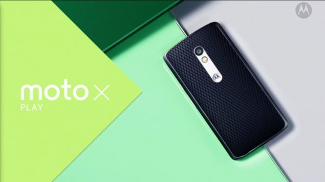 Here Comes Moto X Play; The Perfect Balance Between Price, Performance And Of Course Battery Life
