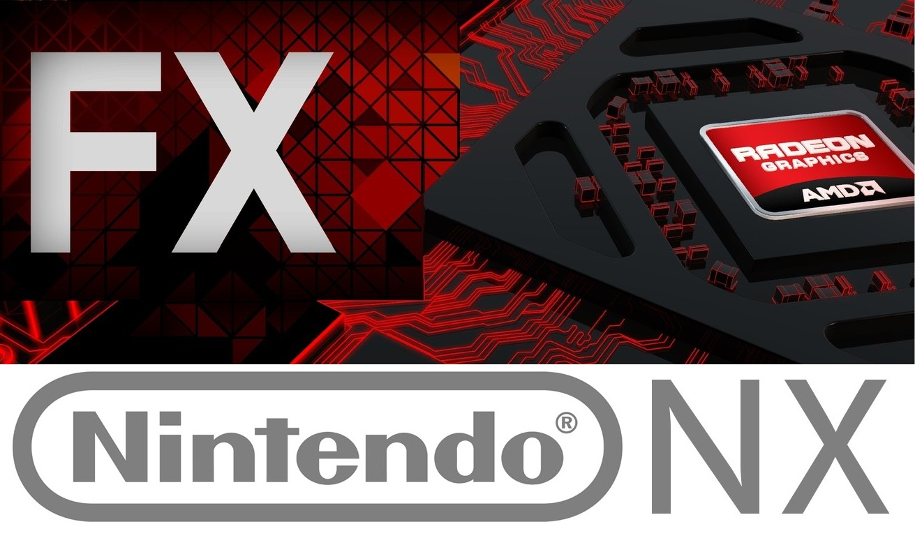 Nintendo NX AMD