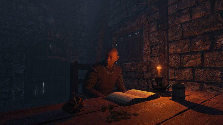 Northern Shadow - Beautiful Unreal Engine 4 Open World RPG