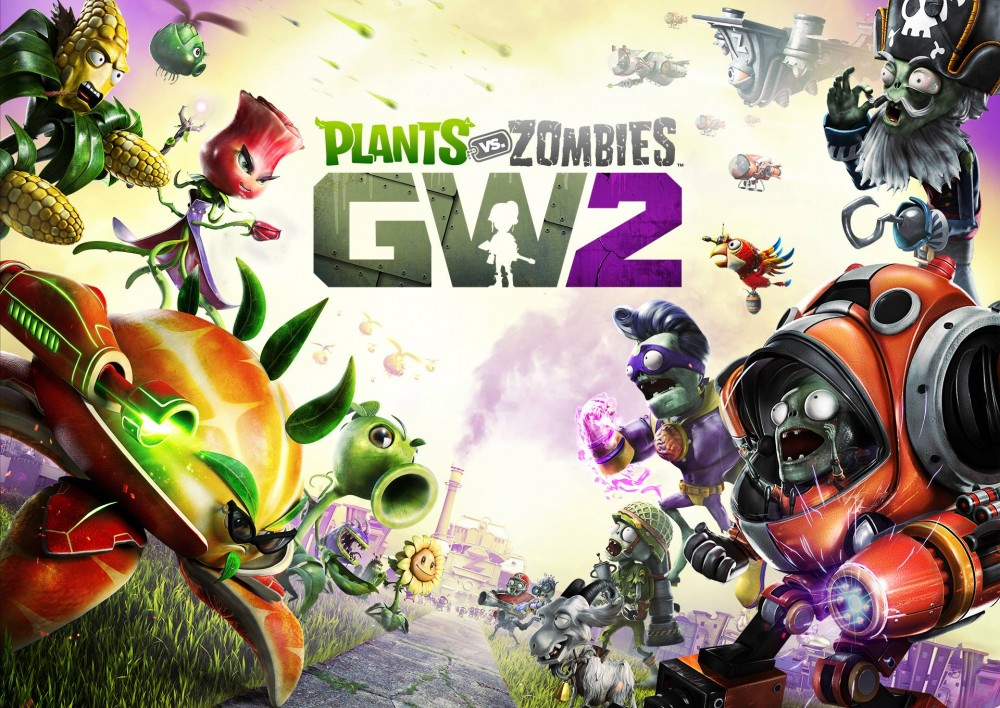 Plants Vs Zombies Garden Warfare 2 Seeds Of Time Map Reveal Sdcc