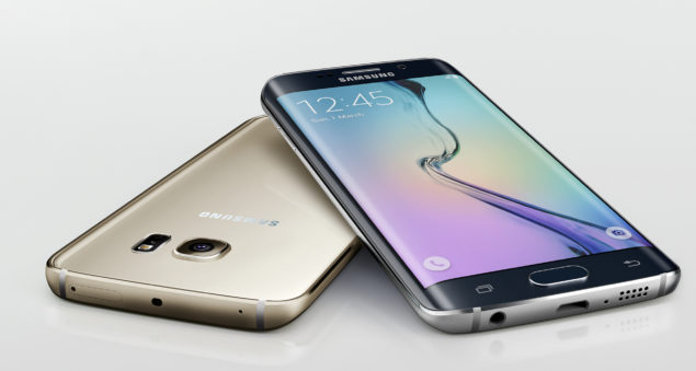 update Galaxy S6 Edge to Android 6