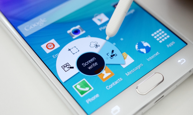 Galaxy Note 5 Has Been Confirmed With 4 GB RAM
