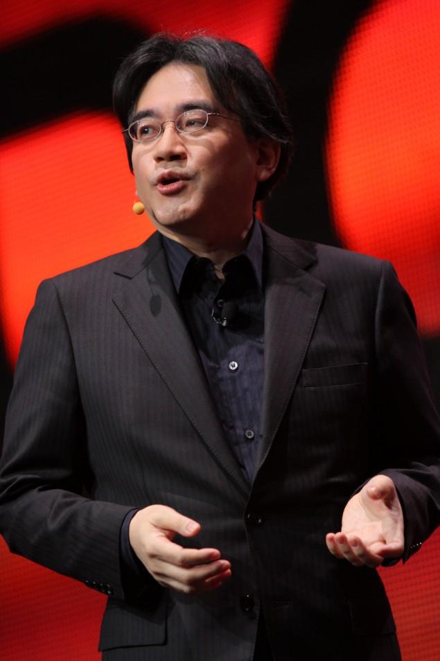 Satoru Iwata (2)