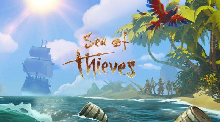 Sea of Thieves Update crews of rage