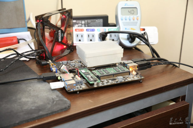 Skylake Core i5-6400T_Test Setup