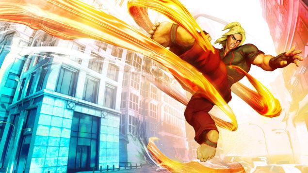 Street Fighter V Ken (1)