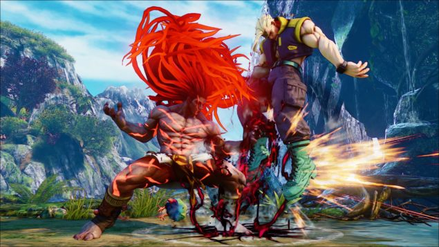 Street Fighter v Necalli (11)