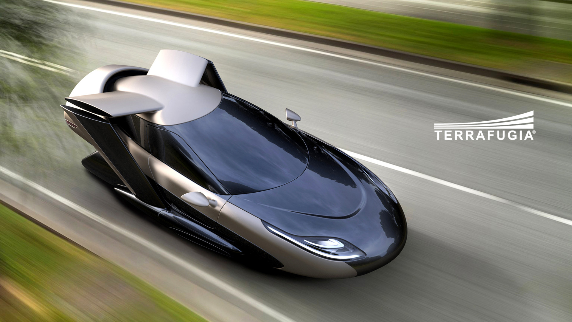 Images Of The New Flying Car