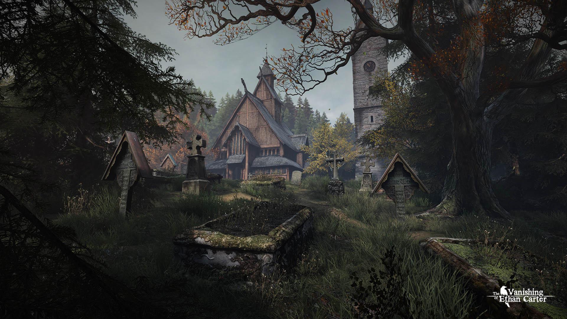 The Vanishing of Ethan Carter - PC Original vs  Redux