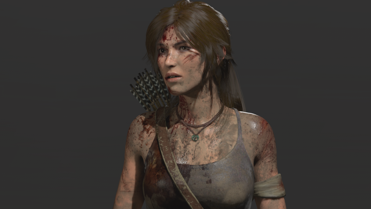 Rise Of The Tomb Raider Lara S Taking The Stealthy Approach In