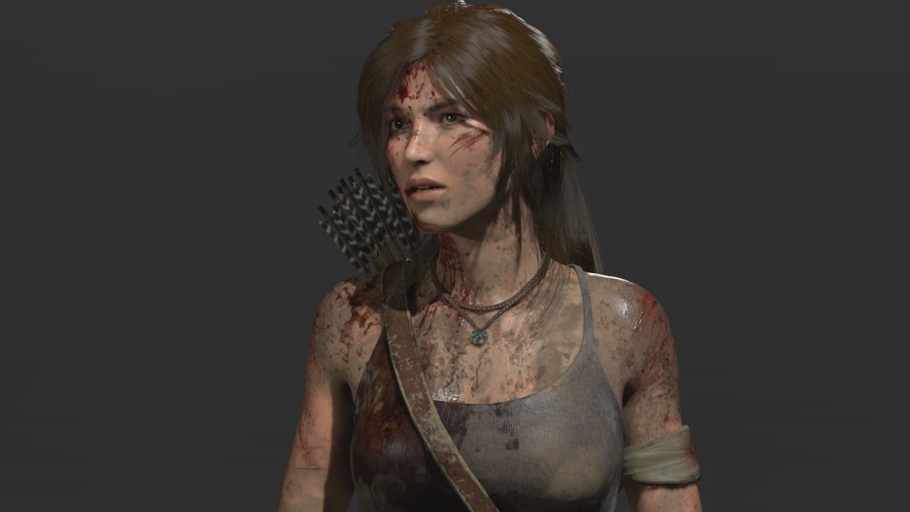 Nude Tomb Raider 11