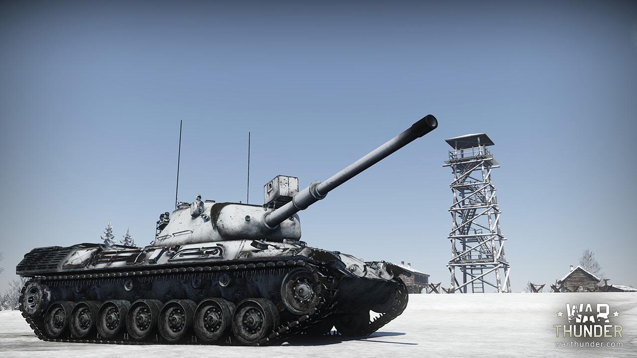 War Thunder Cold Steel