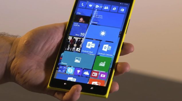 Windows 10 Mobile Minimum Specs Are Insanely Low; Good News For Entry Level Device Owners