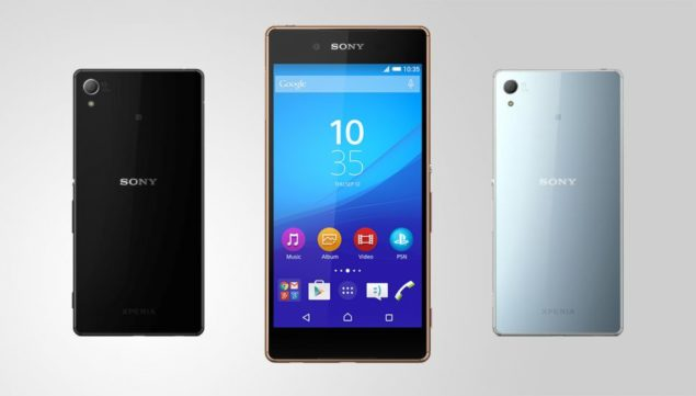 Xperia Z3+ is the best camera phone from Sony