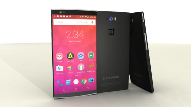 OnePlus 2 to feature 5.5 inch and 1080p display
