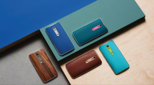 Moto X Style Officially Announced, Sports Killer Camera Sensor, Large Battery and MicroSD Slot