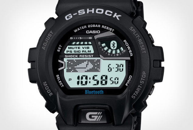 Casio smartwatch incoming in the year 2016