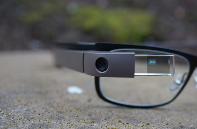Google GG1 Google Glass' new successor