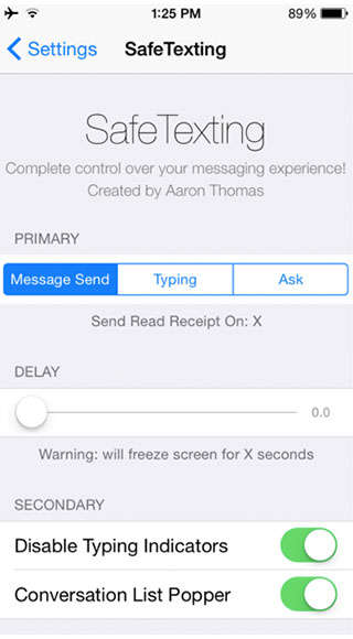SafeTexting