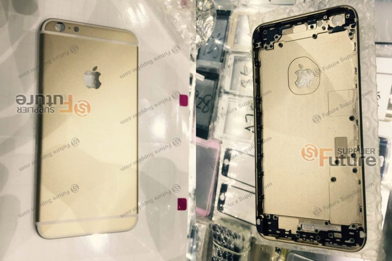 iPhone 6s Plus Leaked Images Shows A Stronger Chassis