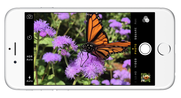how to take good iphone photos