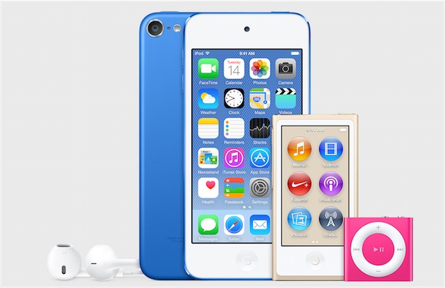 64 GB iPods in the works from tech giant Apple