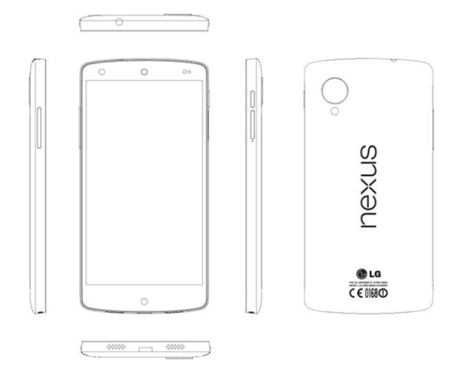 Leaked Images Show That LG Nexus Will Be Featuring Dual-Cameras