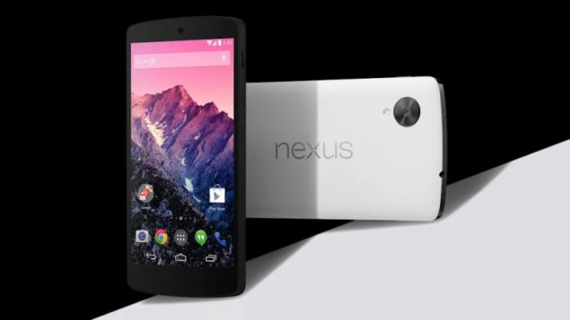 LG Nexus 5 2015 AnTuTu Scores Leaked; 85,000+ Points Obtained