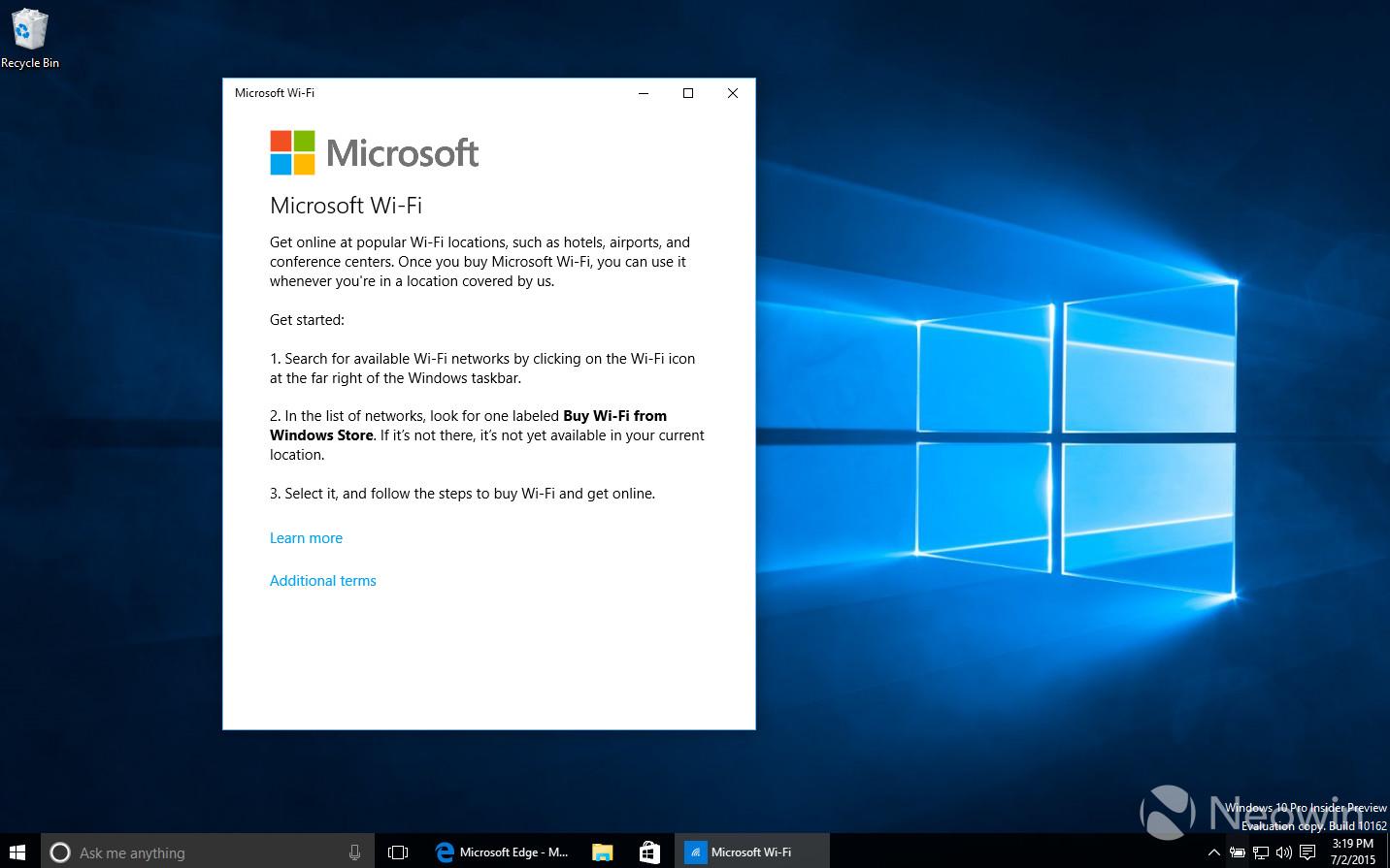 Windows 10 10162