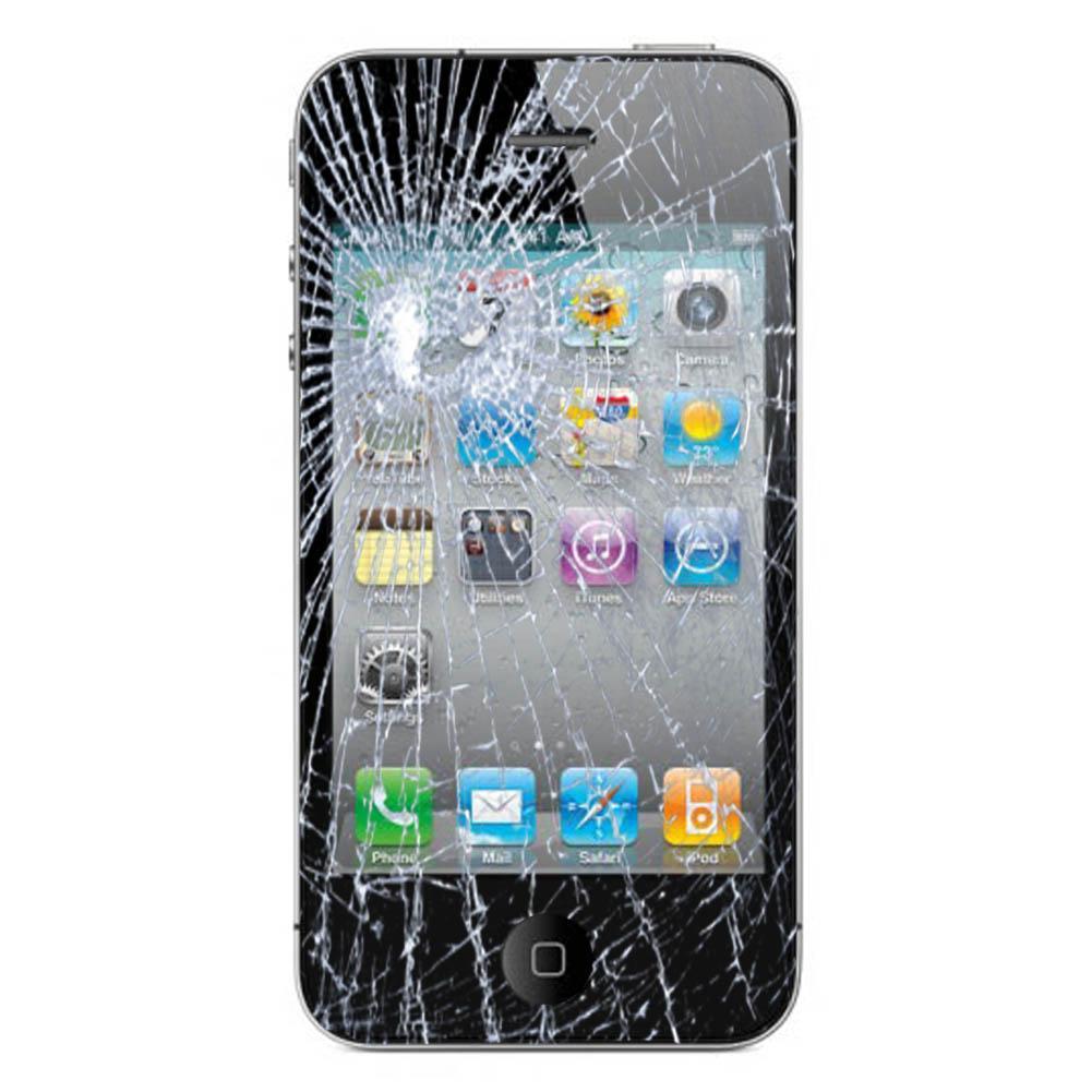 mobile crack images