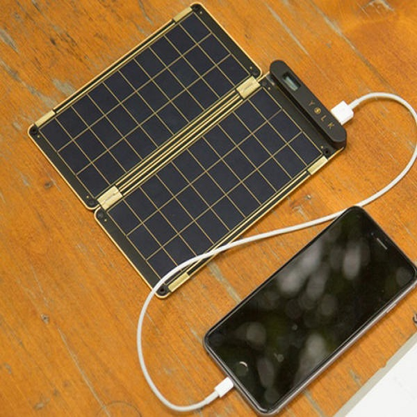 This New Solar Paper Charger Is The Thinnest And