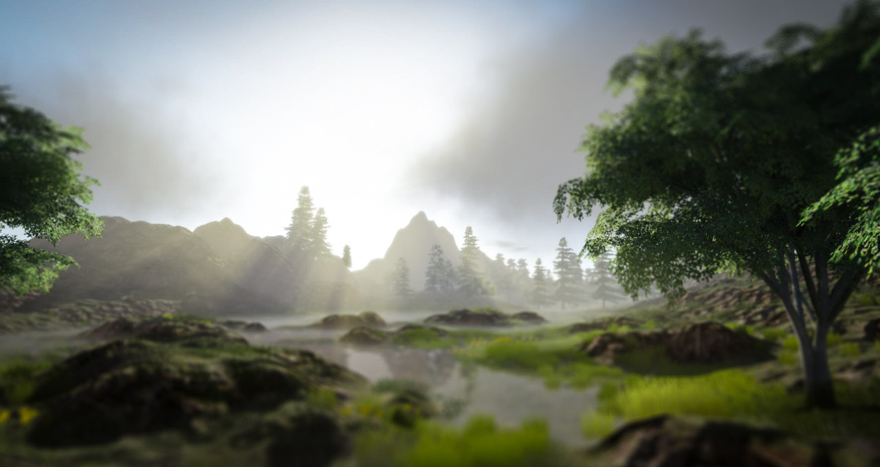 Procedural Generation As The Future