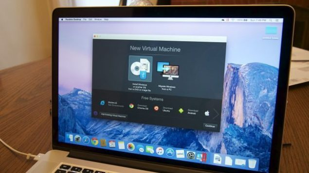 install Windows 10 on Mac