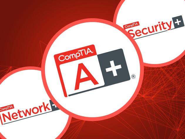 CompTIA IT Certification Bundle